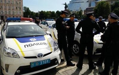 В МВД рассказали о повреждениях машин новой полиции