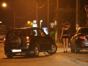 Милиция прогнозирует, что кризис толкнет украинок на панель
