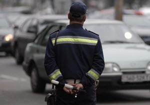 В Киеве задержали эвакуатор, перевозивший краденое авто