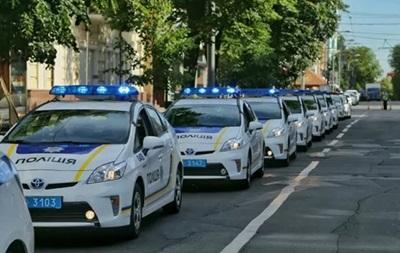 В МВД недовольны мигалками патрульных авто, просят Японию поменять