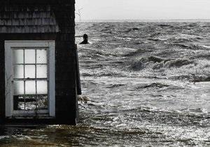 Жертвами урагана Сэнди в США стали более 40 человек