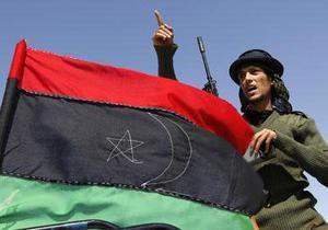 ТВ: Ливийские повстанцы захватили здание государственного радио