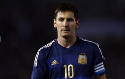 Месси может приостановить выступления за сборную Аргентины