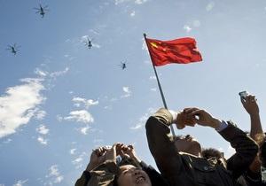 Китай напомнил, что выступает против применения химоружия и против вторжения в Сирию