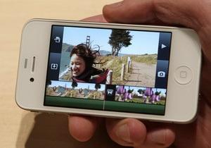 В продажу поступил белый iPhone 4