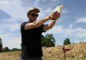 Первый пистолет, напечатанный на 3D-принтере - видео