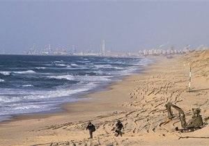 Израильские спецслужбы предотвратили крупные теракты на побережье Средиземного моря