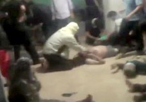 Сирийские повстанцы обвинили Асада в применении химоружия