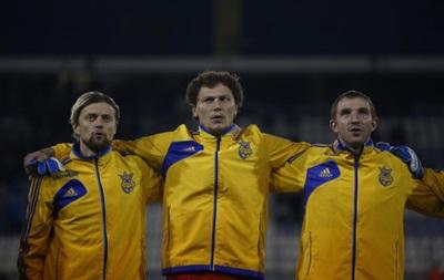 Жеребьевка отбора ЧМ-2018: Украина - в третьей корзине