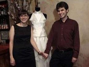 Американская пара поженится в невесомости