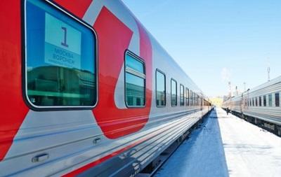 В России пассажирский поезд  потерял  вагоны во время движения