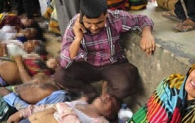 В Бангладеш погибли десятки людей в давке во время раздачи одежды