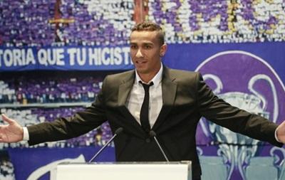 Новичок Реала оконфузился на собственной презентации