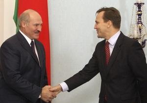 Глава МИД Польши: Если Беларусь проведет честные выборы, то сможет рассчитывать на 3 млрд