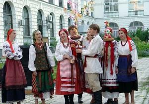 Божичи представят в России украинский фольк