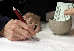 99-летняя жительница Флориды впервые проголосовала на президентских выборах