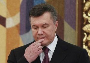 Янукович изменил закон о выдаче разрешений в сфере хоздеятельности