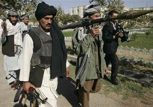 Талибы объявили о готовности вести переговоры с мировым сообществом