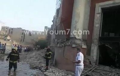 В Каире прогремел взрыв перед консульством Италии