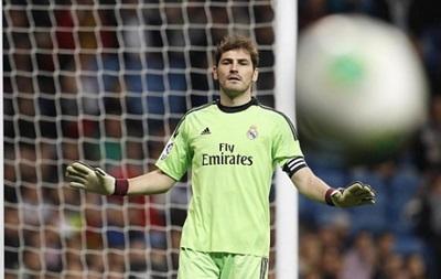 Касильяс попрощался с игроками Реала - СМИ