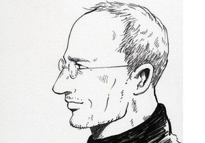 Стив Джобс станет героем японских комиксов