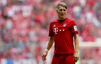 Швайнштайгер переходит из Баварии в Манчестер Юнайтед