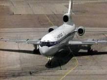 Ту-154 совершил аварийную посадку в аэропорту Петербурга