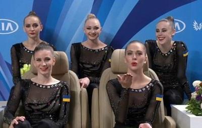 Украинские гимнастки завоевали очередное серебро Универсиады