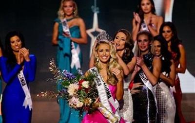 Новой Мисс США стала красавица из Оклахомы