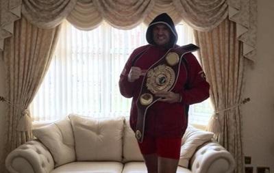 Фьюри грозится вырвать сердце Владимиру Кличко