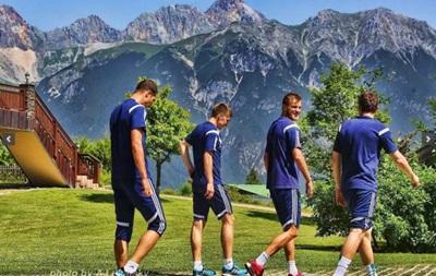 Динамо из Австрии отправилось в Одессу на матч Суперкубка