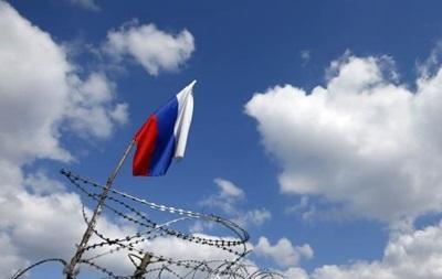 На границе с Россией задержаны более 100 украинцев - СМИ