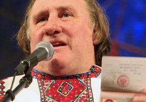 Жерар Депардье стал индивидуальным предпринимателем в Саранске