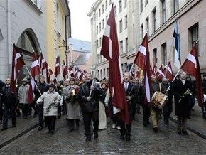 Власти Латвии запретили проведение марша памяти бывших легионеров СС