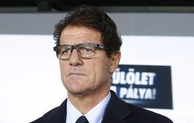 Официально: Капелло больше не является тренером сборной России