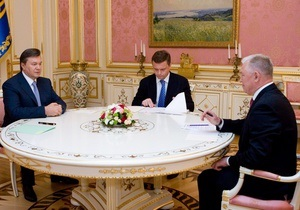 Янукович назначил нового главу Минздрава