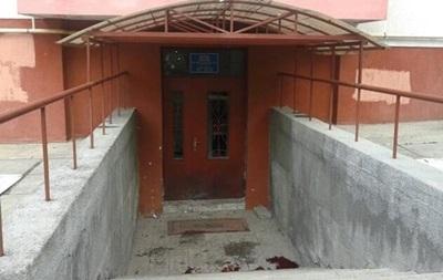 Взрывы во Львове: женщине-милиционеру оторвало ногу