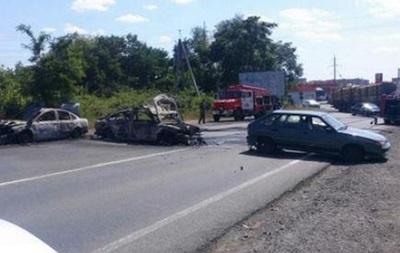 Перестрелка в Мукачево: у людей Ланьо изьяты оружие и гранаты