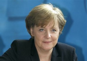 Ангела Меркель критически оценивает развитие биоэнергетики