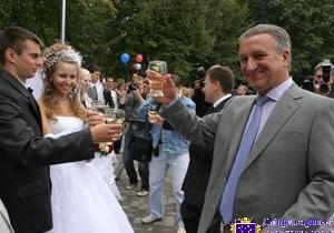 Мэр Днепропетровска вступил в Партию регионов