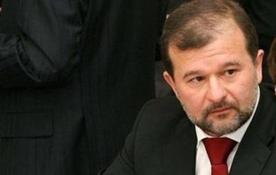 Генпрокуратура допросила Балогу по событиям в Мукачево