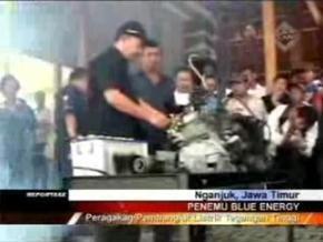 Индонезийца, обещавшего превратить воду в топливо, посадили в тюрьму