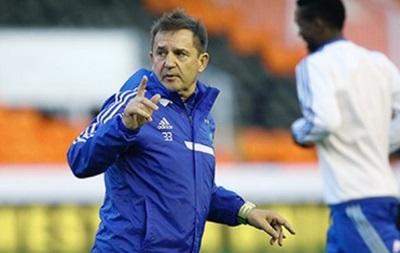 Тренеры Динамо и Шахтера повздорили перед матчем за Суперкубок