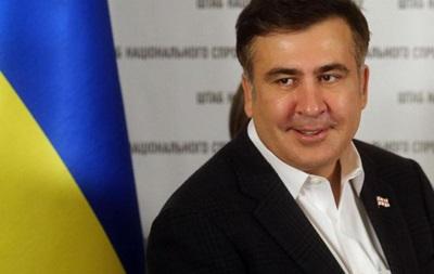 Саакашвили похвалил ультрас Динамо и Шахтера за поведение во время матча