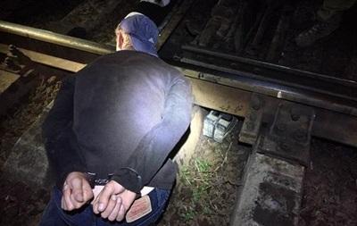 СБУ предотвратила диверсию на железной дороге в Харькове