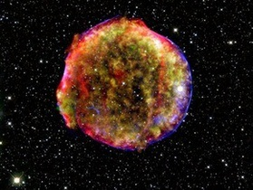 Астрономы рассказали, как возникают сверхмассивные звезды