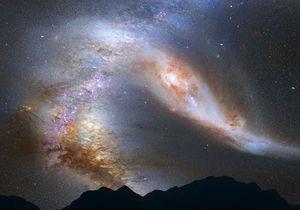 Столкновение Млечного Пути и Туманности Андромеды не повлияет на жителей Земли - ученые