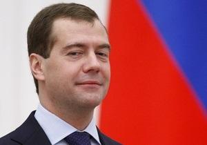 Медведева пригласили на юбилей независимости Литвы