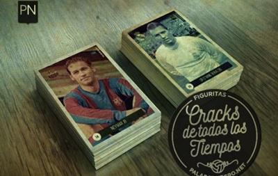 Ретрофутбол: Как бы выглядели звезды Реала и Барселоны в прошлом