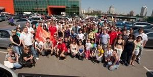 Shell и Mitsubishi Ukrainian Club – партнеры объединенные культурой трех бриллиантов!